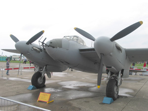 De Havilland Mosquito Yorkshire Air Museum Image Courtesy Google Images