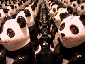 P.A.N.D.A.S. Jason Bruges Panda Army Courtesy Google Images
