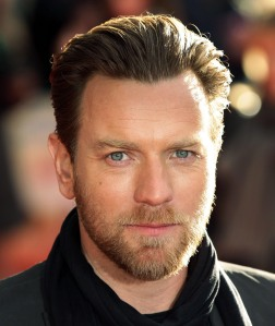 Is Ewan McGregor the Voice of D? He certainly has the accent for it! Photo credit: Yui Mok/PA Wire