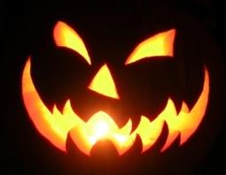 Scary-Jack-o-Lantern