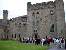 Glenstal Abbey School* - This is Carrickahowley, only a lot bigger!